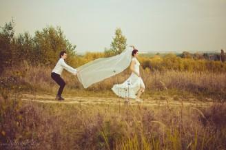 wesola_sesja_slubna_w_lesie_fotograf_Poznan_TiAmoFoto (24)