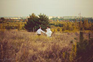 wesola_sesja_slubna_w_lesie_fotograf_Poznan_TiAmoFoto (25)
