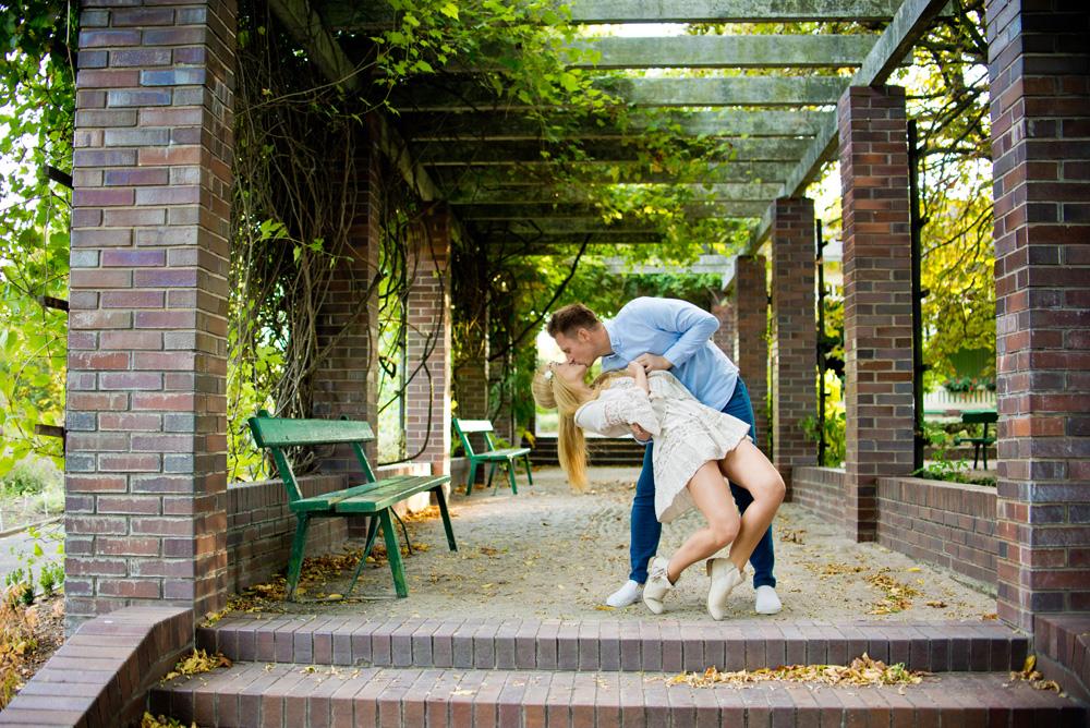 DB sesja narzeczenska Poznan ogrod botaniczny TiAmoFoto 14 - Daria ♥ Bartek