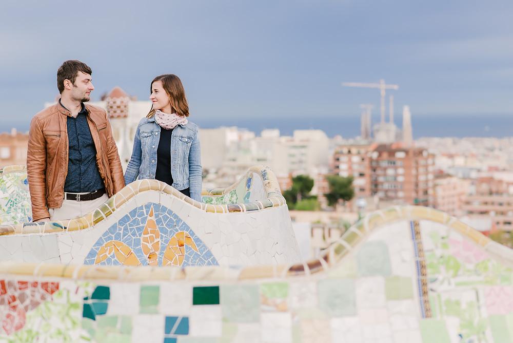 park guell sesja narzeczenska Barcelona fotografia slubnaTiAmoFoto 35 - SESJA NARZECZEŃSKA