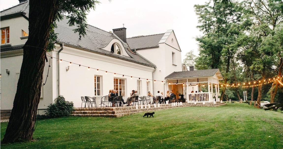 piękne miejsca na ślub plenerowy w wielkopolsce, dwór wierzenica