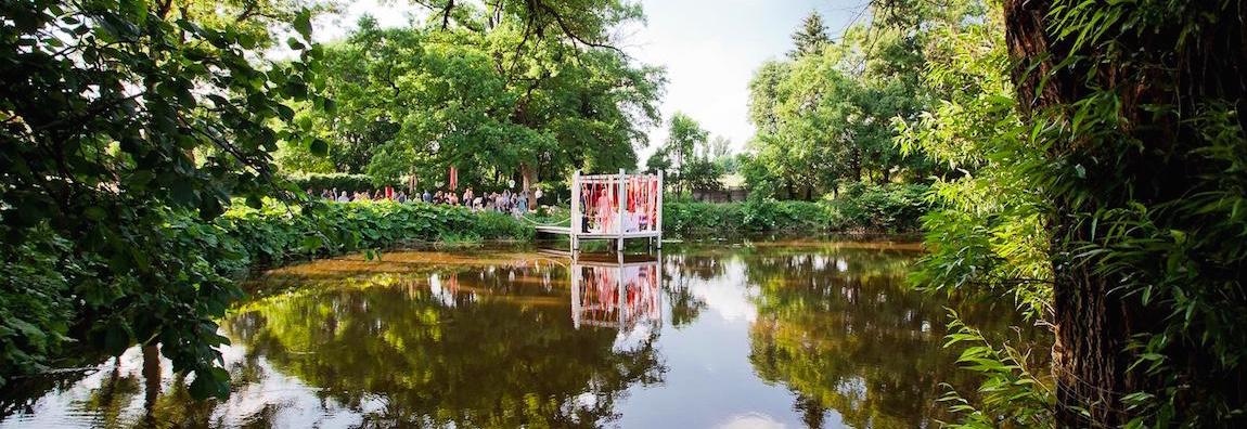 piekne miejsca na slub plenerowy dwor wierzenica 2 - Piękne miejsca na ślub plenerowy w Wielkopolsce