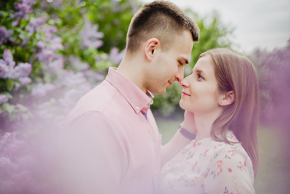 sesja narzeczenska kwiaty cytadela poznań TiAmoFoto 35 - Basia ♥ Jakub