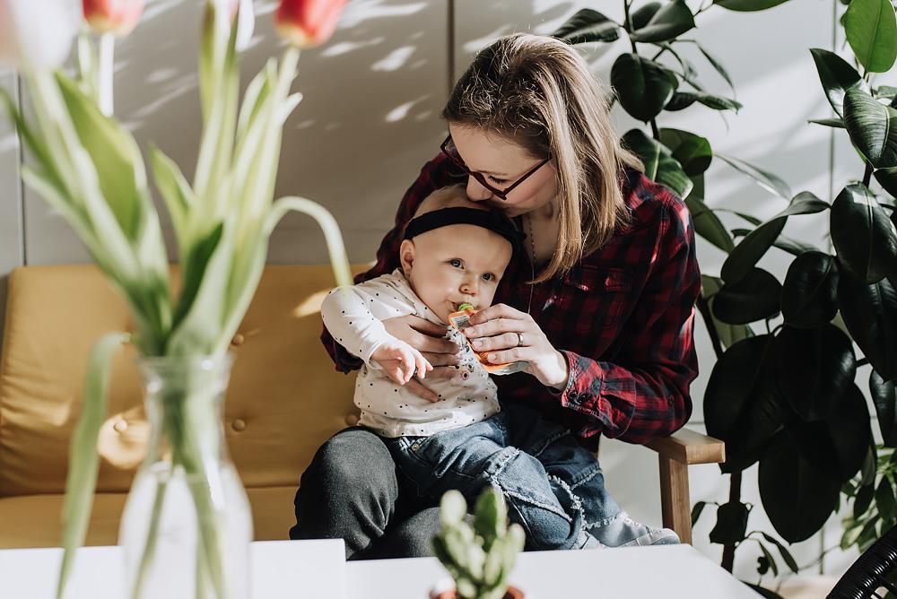 sesja rodzinna lifestyle kawiarnia Poznan TiAmoFoto 14 - Lifestylowa sesja rodzinna w kawiarni