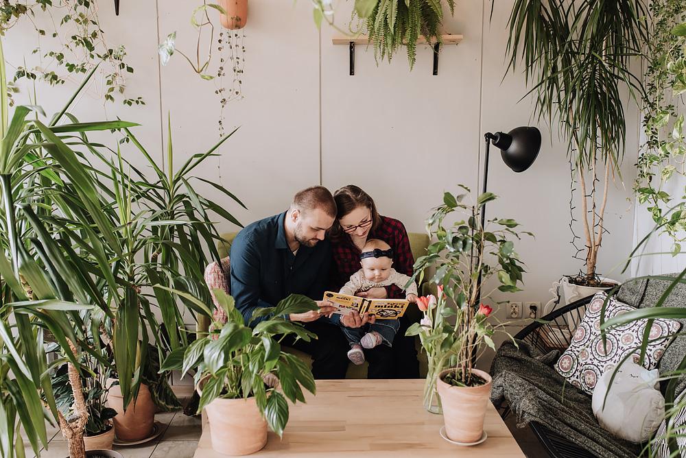 sesja rodzinna lifestyle kawiarnia Poznan TiAmoFoto 17 - Lifestylowa sesja rodzinna w kawiarni