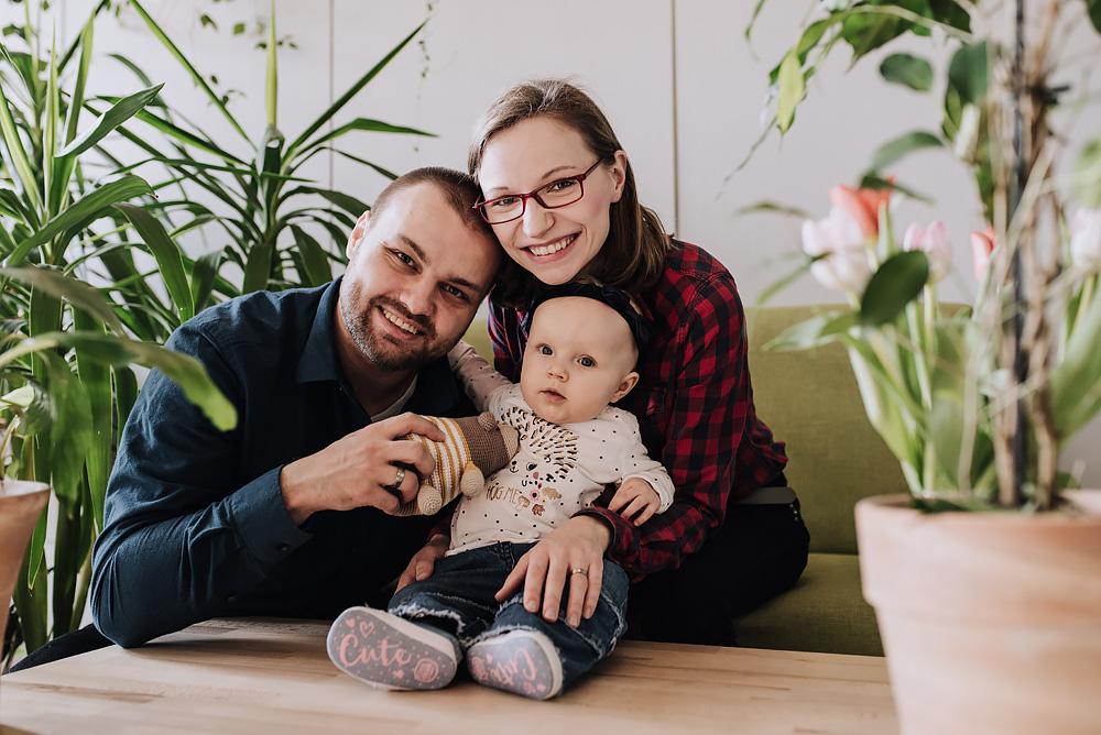 sesja rodzinna lifestyle kawiarnia Poznan TiAmoFoto 21 - Lifestylowa sesja rodzinna w kawiarni