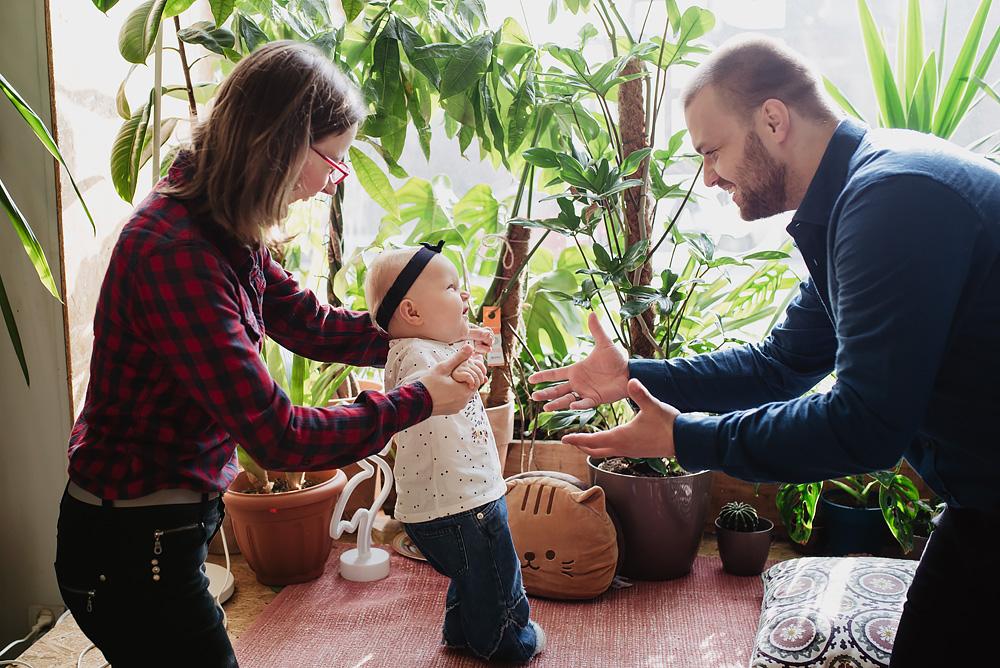 sesja rodzinna lifestyle kawiarnia Poznan TiAmoFoto 6 - Lifestylowa sesja rodzinna w kawiarni
