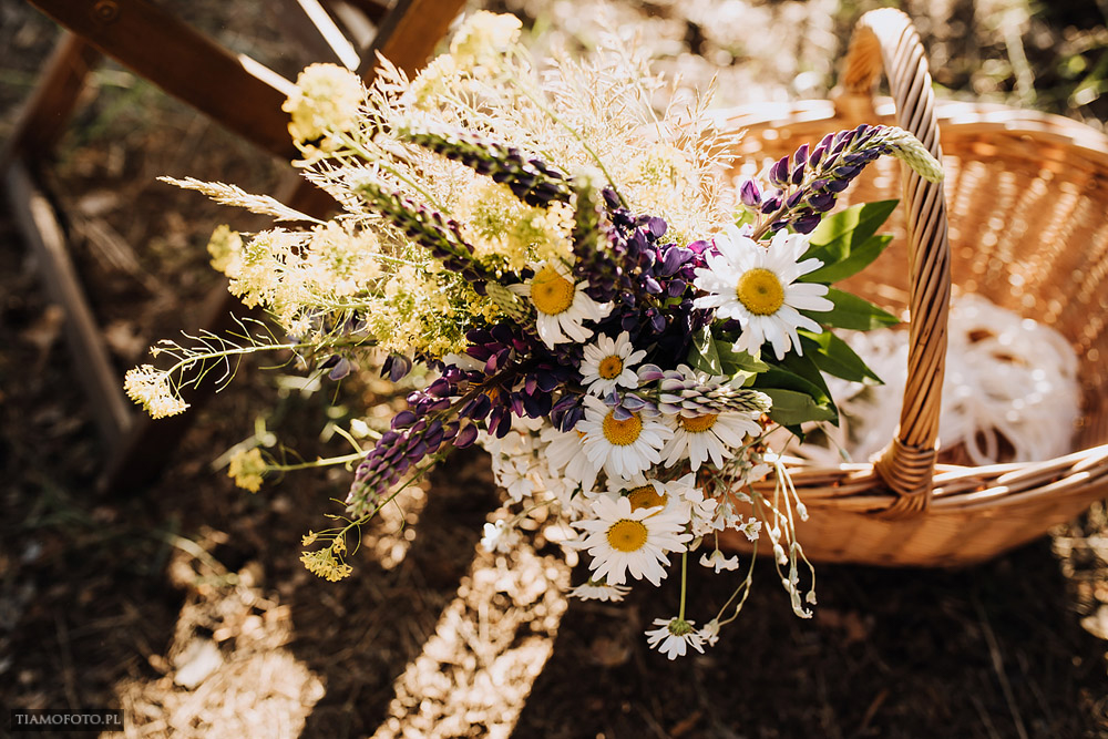 sesja slubna boho diy makrama fotograf Poznan TiAmoFoto 22 - DIY BOHO - sesja ślubna z makramą w tle