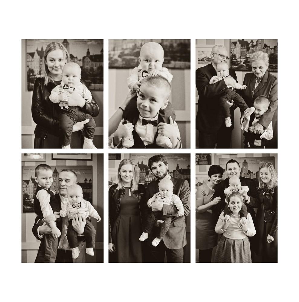 album chrzest 16 - projekt albumu chrzest