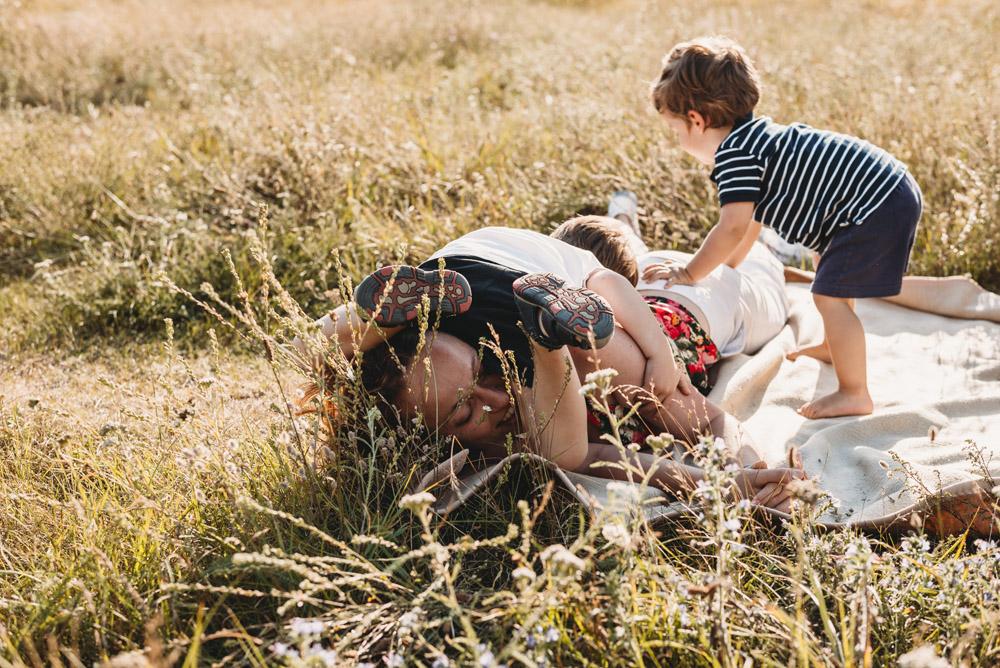 sesja rodzinna TiAmoFoto 35 - Sesja rodzinna nad Rusałką