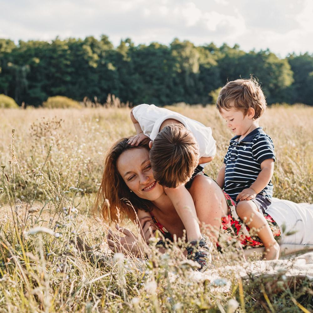 sesja rodzinna TiAmoFoto 54 - Sesja rodzinna nad Rusałką